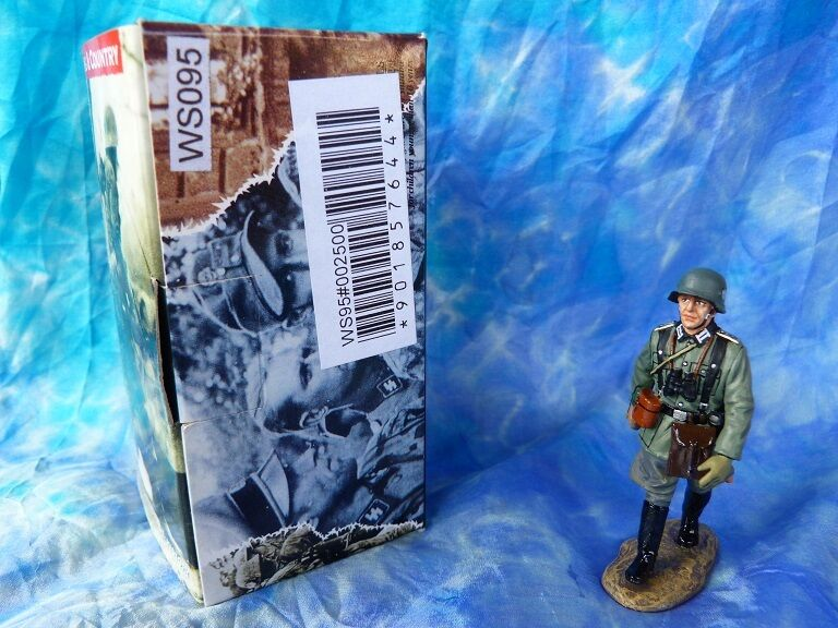 KING & COUNTRY - soldat de la wermarcht WS095 - Série Grosdeutschland 2007