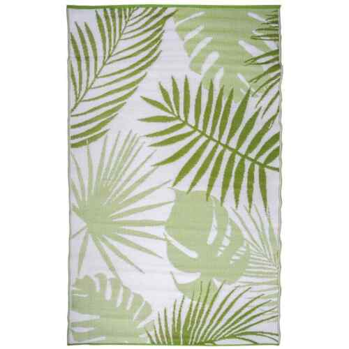 Esschert Design Tapis de Jardin Feuilles de Jungle Tapis d/'Extérieur Terrasse