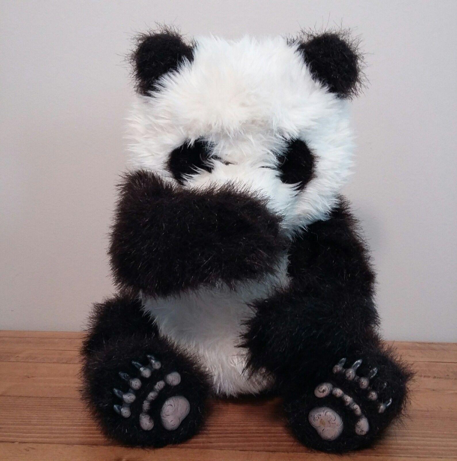 Hasbro Furreal Friends, Fur Real Friends Große Luv Cub Panda Bear, Beer