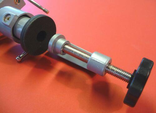 Feinmechaniker étau pivotante à 360 ° Aluminium-Fonderie top qualité 87-00