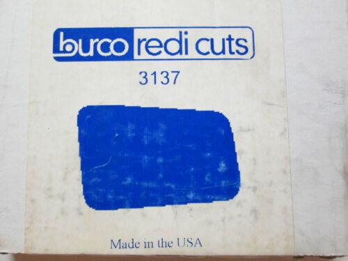 1988-1991 HONDA PRELUDE FITS RIGHT PASSENGER SIDE BURCO MIRROR GLASS # 3137