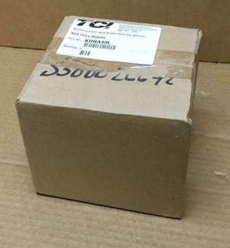 TCI-Trans-Coil Kdra 49L//S500026642 10 puissance faible Z Open Drive Réacteur 600//60-50//3