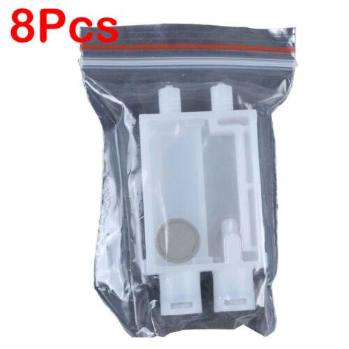 8Pcs New for Epson DX7 Printhead for 2mm*3mm Ink Tube Solvent Ink Damper