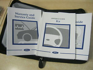 Image Is Loading Ford Ka Owners Manual Owners Guide Handbook Inc