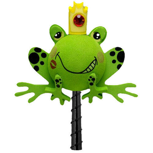 Tenna Tops Prince Frog Antenna Topper Desktop Stand Fits Thick Fat Antenna