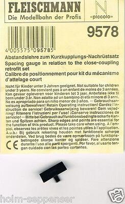 + Fleischmann 9578 N Abstandslehre NEU /& OVP