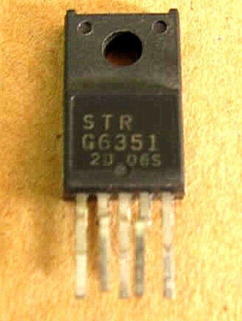 STRF6268 Original New Sanken  IC STR-F6268