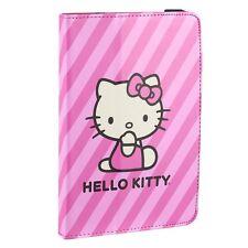 "Hello Kitty Universal Portfolio Case for Kindle Fire Samsung Galaxy  7"" Tab"