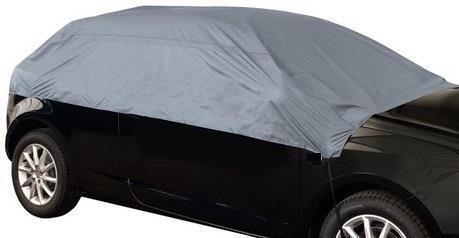 92B Protector de cubierta superior coche se ajusta Mini Clubman Frost Hielo Nieve Sol