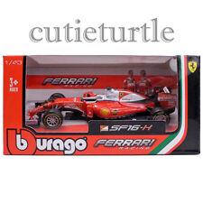 Bburago 18-36800 Ferrari Racing Formula F1 SF16-H 2016 1:43 Sebastian Vettel # 5