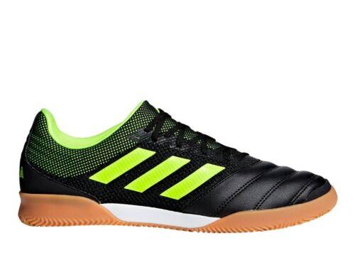 Chaussures de soccer Adidas COPA 19.3 IN SALA BB8093 noires pour hommes