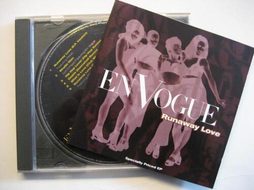 """1 von 1 - EN VOGUE """"RUNAWAY LOVE"""" - MAXI CD"""