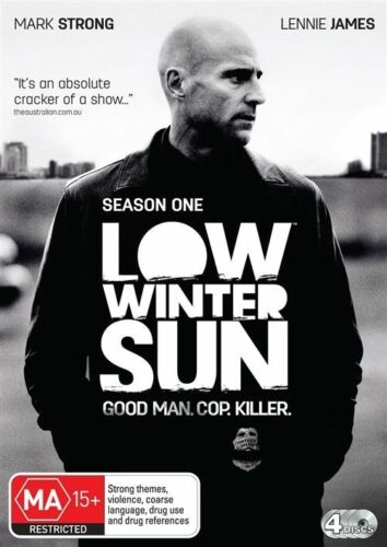 1 of 1 - Low Winter Sun (DVD, 2013, 4-Disc Set) SEALED, R4