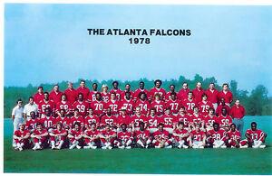 Image result for 1978 atlanta falcons