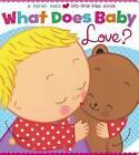 What Does Baby Love? by Karen Katz (Board book, 2015)