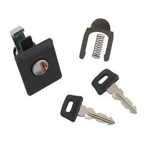 VESPA Toolbox Lock & Keys PX/T5 - Black