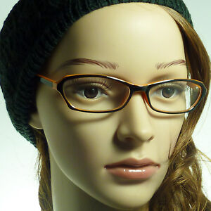 82100a458db7 60 s Retro Vintage Style Cat Women Rx Rectangle Frame Clear Lens Eye ...