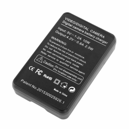 Camera Battery Charger DMW BCM13 DMC-TZ55 TZ60 TZ61 TZ71 ZS50 TZ70 UZ4