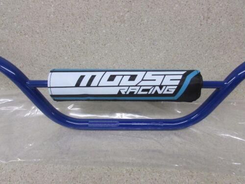 MOOSE BLUE ATV HI HANDLEBARS HONDA TRX400EX TRX450R TRX300EX 400EX 300EX 450R