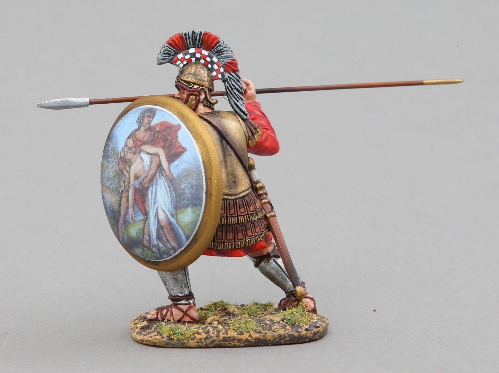 THOMAS GUNN ANTIENT GREKS, PERSIANS SPAN046C SPkonstANS SHIELD WALL ORPHEUS SHIELD