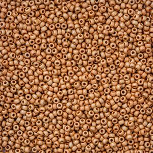 Miyuki-11-Seed-Beads-11-4203F-Duracoat-Galvanized-Matte-Yellow-Gold-24g-N20-1