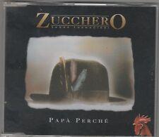 ZUCCHERO SUGAR FORNACIARI  IL PELO NELL'UOVO CD SINGOLO cds