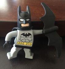 2008 Batman LEGO McDonalds Happy Meal Toy Figure McD Vid Game Dark Knight Bat HF
