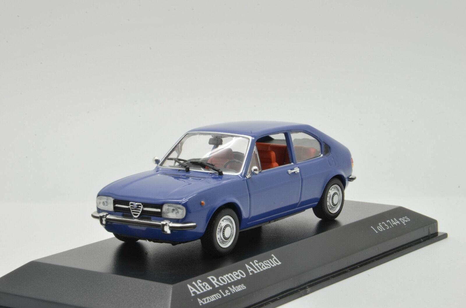 rara Alfa Romeo Alfasud Minichamps 1/43