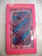 NEW Victorias Secret MULTI HEART Iphone I Phone 4 Cell Phone Case Hard Cover