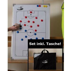 Details zu bfp Pro11 Taktikboard inkl. Tasche | 2 Grössen 05030543 Training Coach Cawila