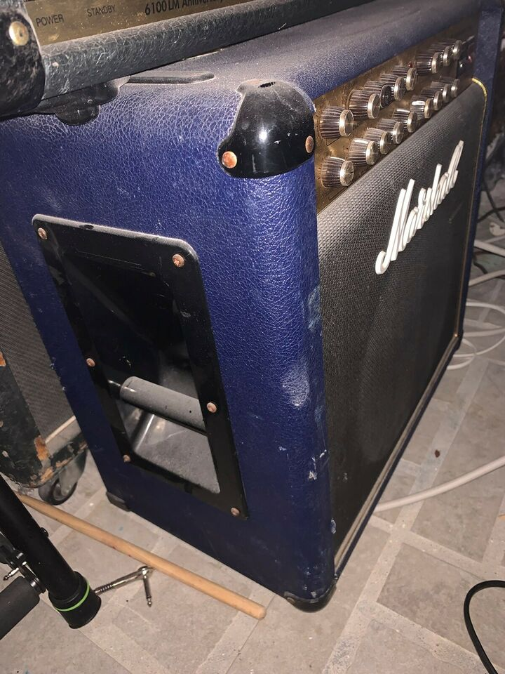 Guitarcombo, Marshall 6101, 100 W