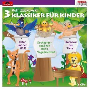 ROLF-ZUCKOWSKI-3-KLASSIKER-FUR-KINDER-2-CD-NEW