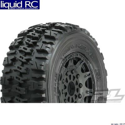 Pro-Line 1190-24 Trencher X SC 2.2//3.0 M2 Medium Tires Mounted 17mm