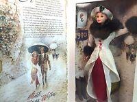 Mattel Hallmark Exclusive Vintage 1995 Holiday Memories Barbie 12 Doll