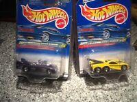 2000 Hot Wheels Hw Treasure Hunt Set 1-12
