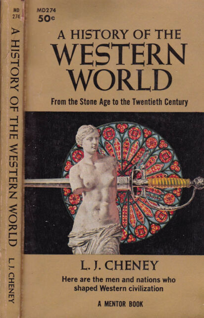 A history of the western world. From the stone age to the Twentieth century. 195