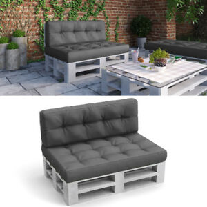 Vicco Pallet Cushion Set Seat Back Cushion Pallet Furniture Flake
