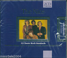The Nice. 22 Classic Rock St. (2003) Cofanetto 2CD NUOVO America. War and peace