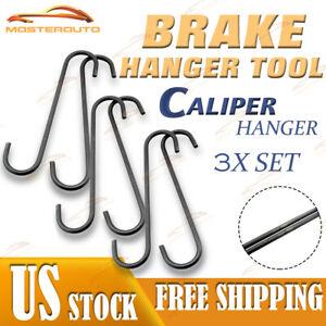 OTC 7661 2 pcs Caliper Hanger Set for Suspension Axle Disc Brake Caliper Service