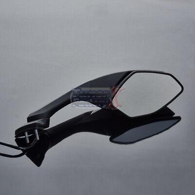 Pair Rear View Mirrors For Yamaha YZF-R1 2015 2016 2017-2019 TURN SIGNALS R6 19
