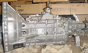 F150 M5R2 MAZDA 5SPD **NEW TRANSMISSION 4.6L 97-04 4X2 | eBay