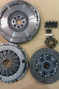 Volante-doble-masa-a-una-unica-y-Kit-de-embrague-Toyota-Avensis-2000-T22-2-0-D-4D