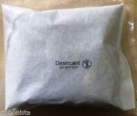 25g x 5 Silica Gel Sachets Desiccant Sachet Drying Agent Pouches  - UK MADE