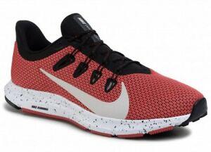 Detalles acerca de Nuevo Para Hombre Talla 10.5, Nike Quest 2 se Flywire  Running Shoes. CJ6185-600 Rojo Sin Caja.- mostrar título original