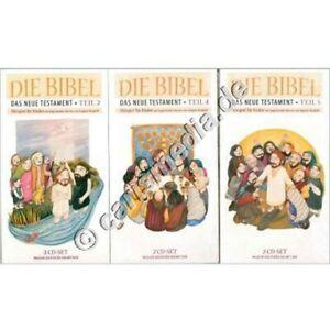 CD-Box-DIE-BIBEL-DAS-NEUE-TESTAMENT-Hoerspiel-Box-6-CDs-ab-5-Jahre-CM
