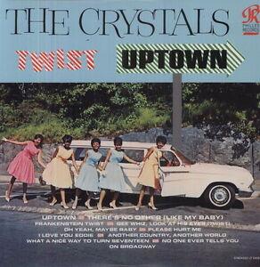 The-Crystals-Twist-Uptown-New-Vinyl-LP