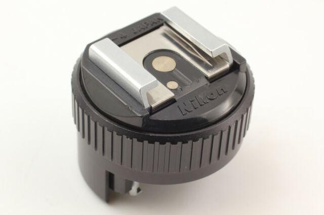 [Near MINT] Nikon AS-4 Flash Unit Gun Coupler Accessory For Nikon F3 From JAPAN