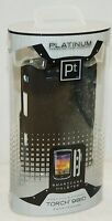 Platinum Btc21sb Blackberry Torch 9810 9800 Smart Phone Black Shock Case Holster