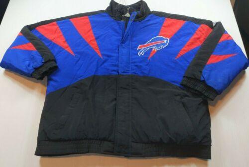 VTG Buffalo Bills 1990s Apex One Puffer Jacket NFL