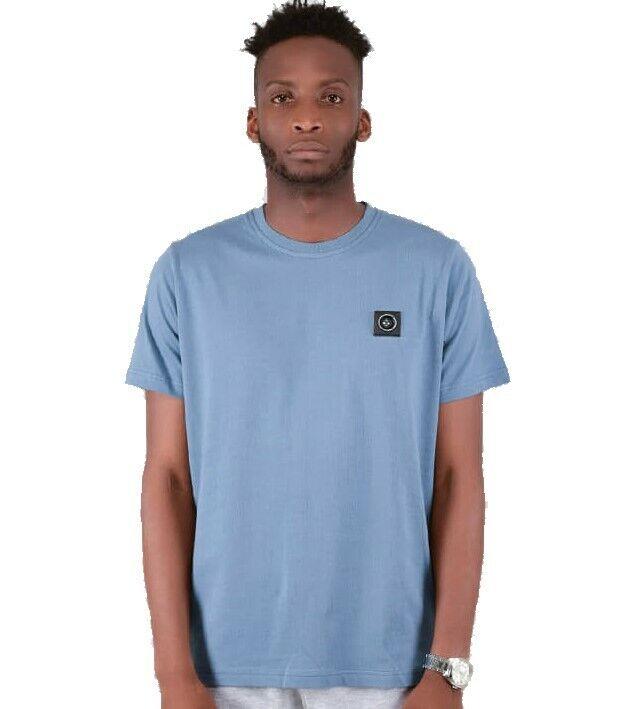 40% OFF Neu Herren Marshall Artist Quarry Blau Sirene T-Shirt